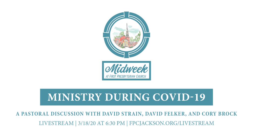 Ministry During COVID-19: A Pastoral Discussion