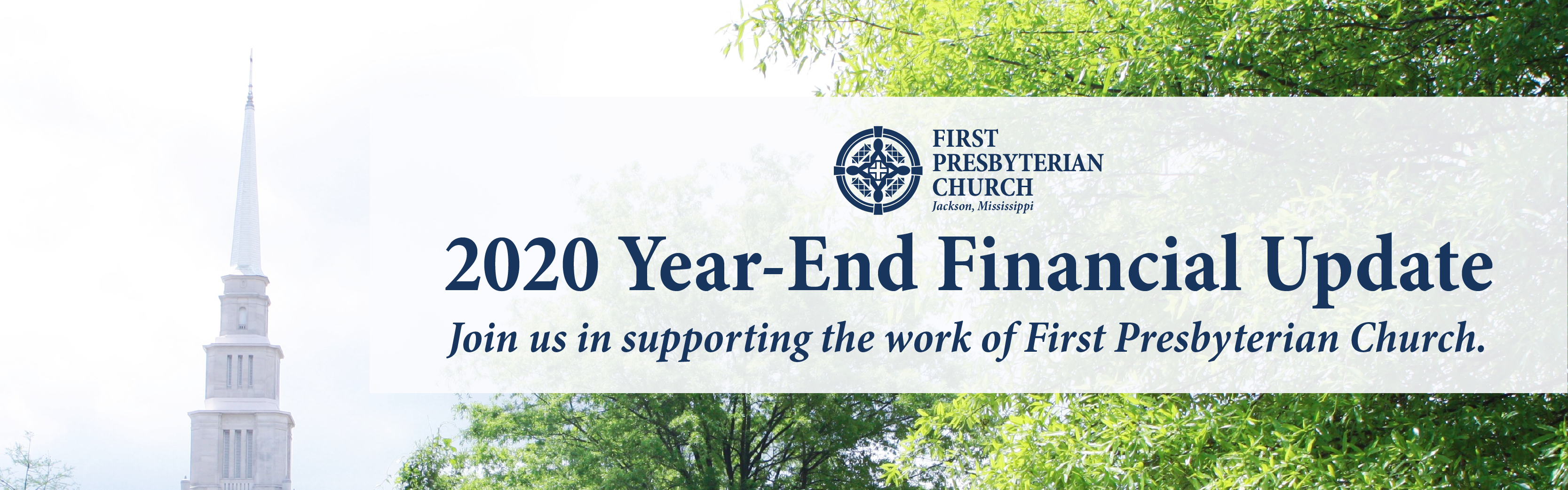 2020 Year-End Financial Update