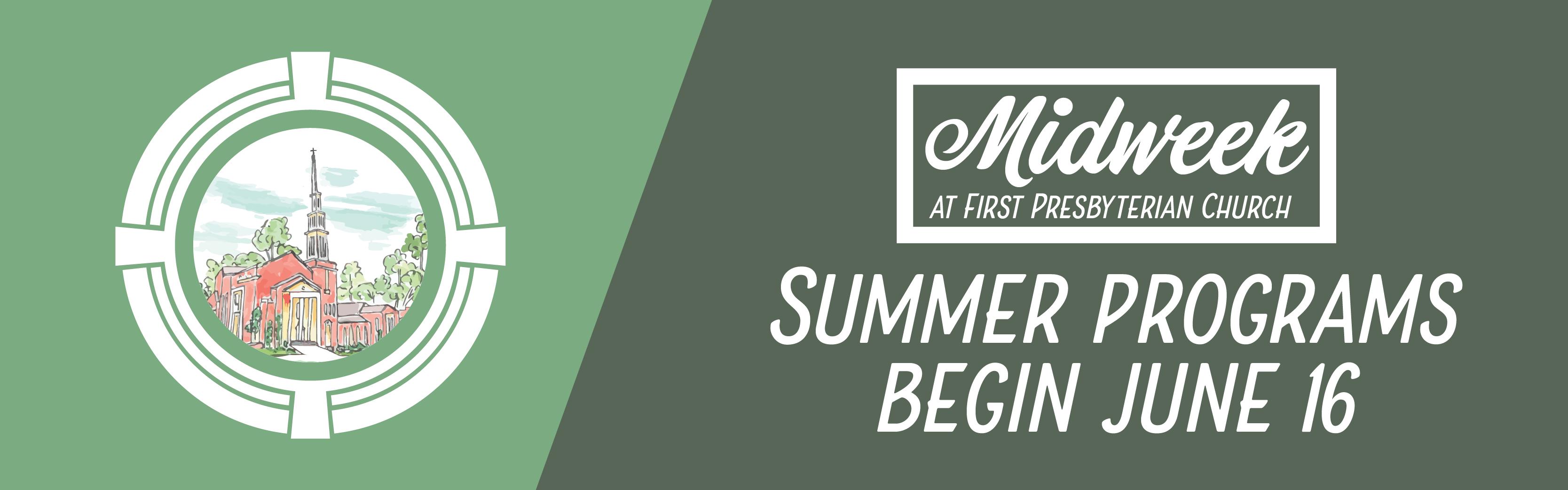 Summer Midweek 2021