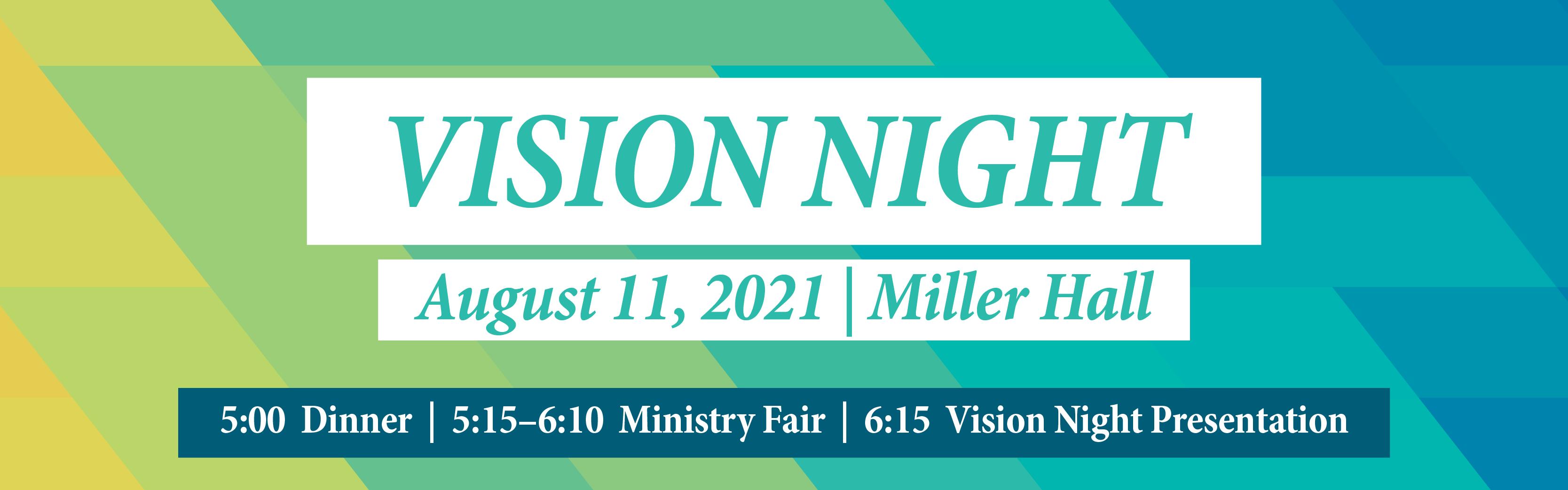 Vision Night 2021